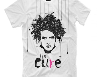 320f57f70 The Cure Robert Smith T-Shirt, Men's Women's All sizes