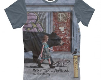 2a990a283 Red Hot Chili Peppers RHCP The Getaway T-Shirt, Men's Women's All sizes