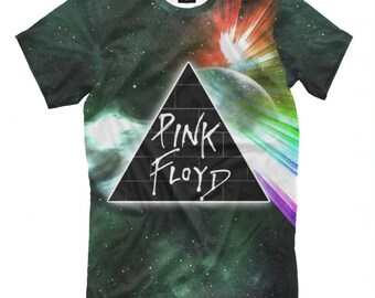 d7331baf1 Pink Floyd The Dark Side of the Moon Rock T-Shirt, Men's Women's All sizes