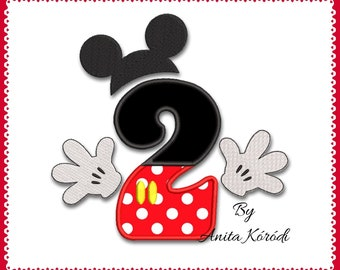 Disney Embroidery 1