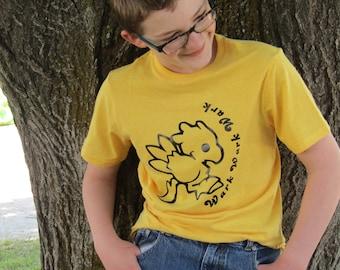 Chocobo shirt   Etsy