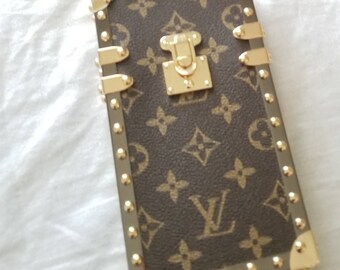 Louis vuitton inspired bag etsy