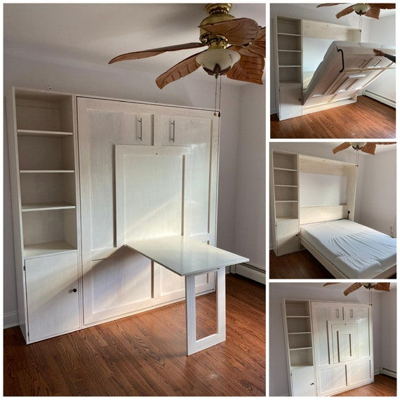 Master Murphy Bed Maker Wall Bed Or Loft Bed Of Any Size Etsy