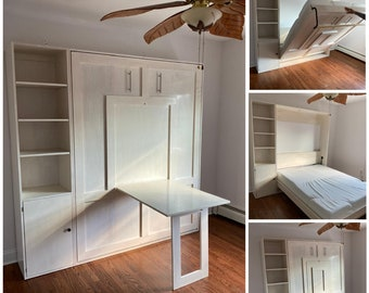 Master Murphy Bed Maker / Wall Bed or Folding Bed of any Size. Must Read Description..