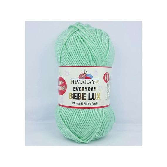 15 Skeins Free Fast Shipping Himalaya Everyday Bebe L\u00fcx Anti Pilling amigurumi Himalaya Yarn Velvet Yarn Knitting Blanket Yarn