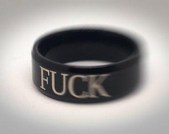 Joke Game Toy for Hen Party Bachelor Silver Novelty Gag Gift Ring Hand Bell
