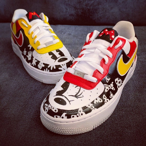 air force 1 mickey