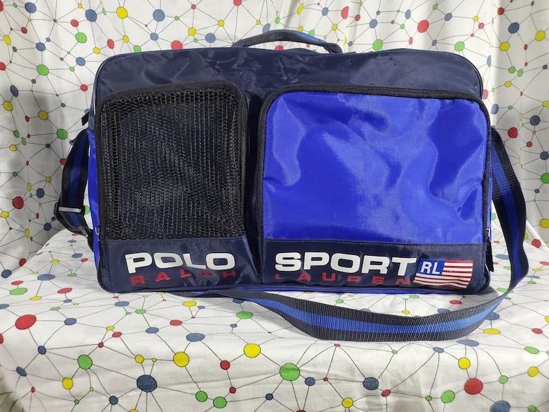 Sport Lauren Duffle Polo Ralph Bag WE9D2HIYeb