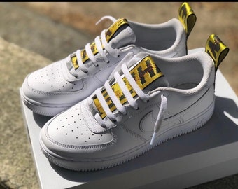 huge selection of f65ff 45f51 Nike Air Force 1 off white custom
