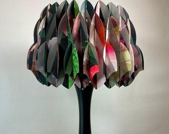 Lamp Shade Digital DIVA Floral 2