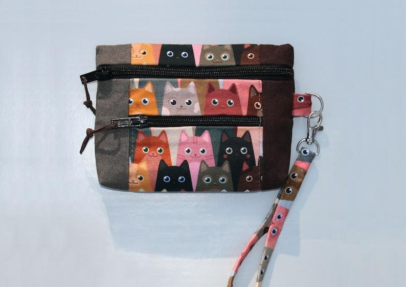 Kaipa Pouch PDF pouch pattern wristlet belt pouch phone image 0