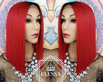 Enjoyable Items Similar To Short Natural Burgundy Red Mixed Color Wig Wigs Schematic Wiring Diagrams Amerangerunnerswayorg