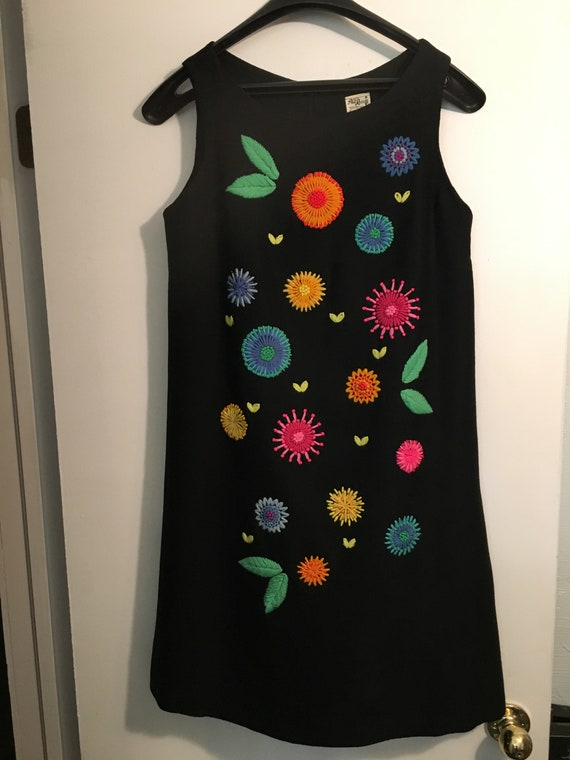 A-Line Dress from 1960s