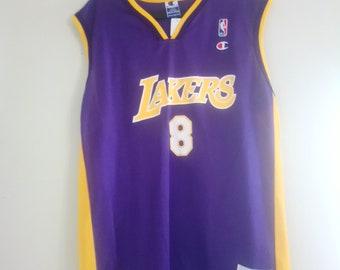 404abc4f377 Kobe Bryant champion jersey L