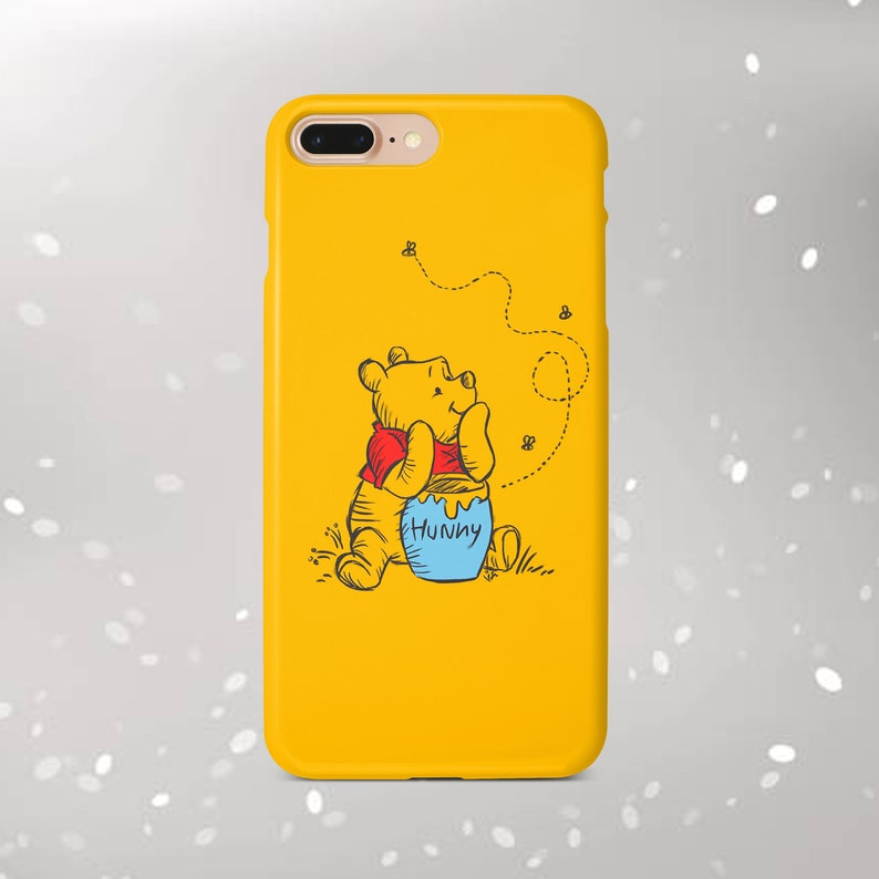 samsung s8 phone case winnie the pooh
