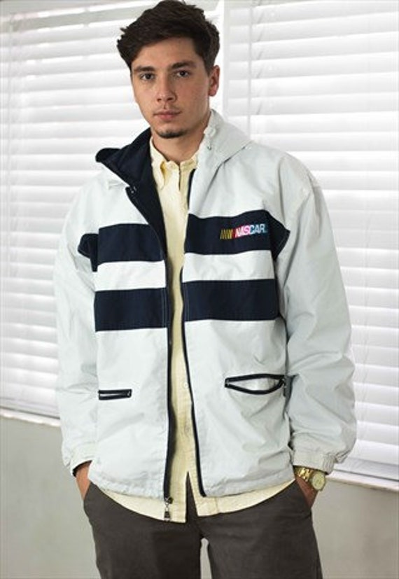 Vintage 90s Nascar Jacket Rare