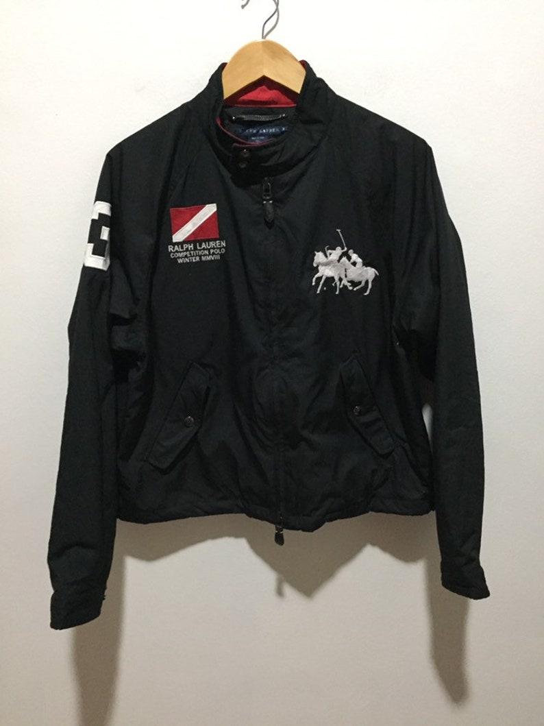 Ralph Pony Winter Jacket Lauren Big wmn0vN8