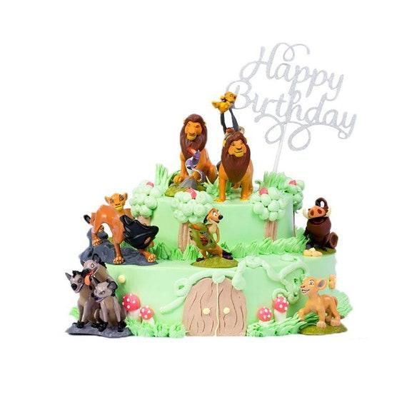 9Pcs//Set Toy Story 4 Cartoon Figure Doll Cake Topper Toy 2019 Birthday Gift Xmas