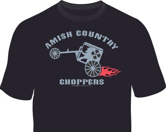 62c81435 Amish Country Choppers Shirt