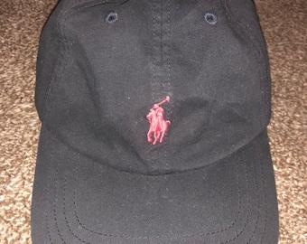 471f89e92f491 Vintage Polo Ralph Lauren Dad Hat