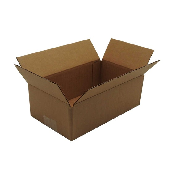 6x6x4 25//pk Shipping Packing Mailing Moving Boxes Corrugated Carton