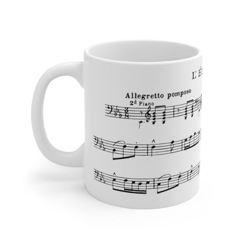 Double Bass - The Elephant Coffee Mug