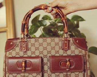 10a3e6eef42d Beautiful vintage Gucci bag