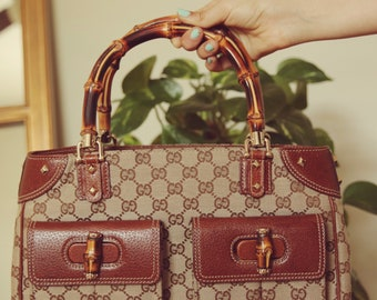 68071a85013889 Beautiful vintage Gucci bag