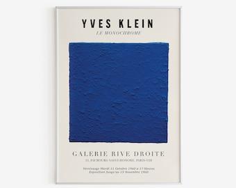 Yves Klein Blue Etsy