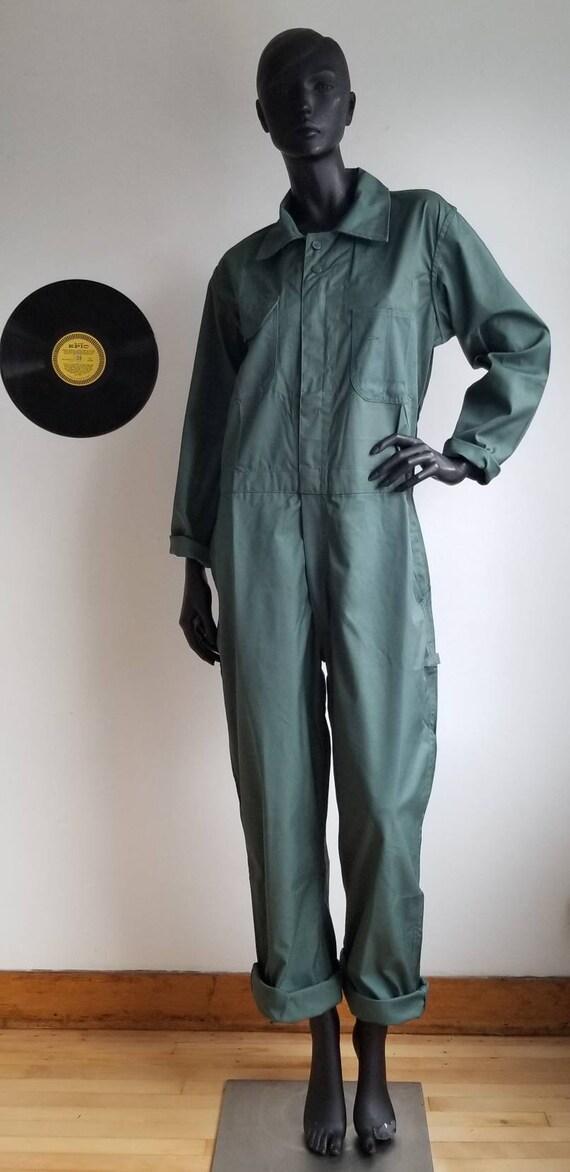 VTG Mechanic's Coverall, Workwear Dead Stock, 80s