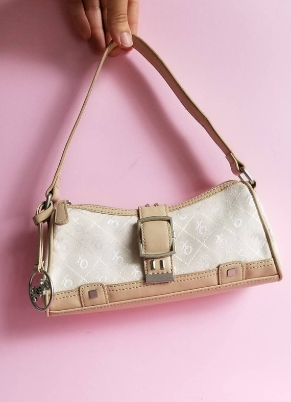 Y2k Baguette Bag, Vintage 00s Small Purse, Y2k Hol