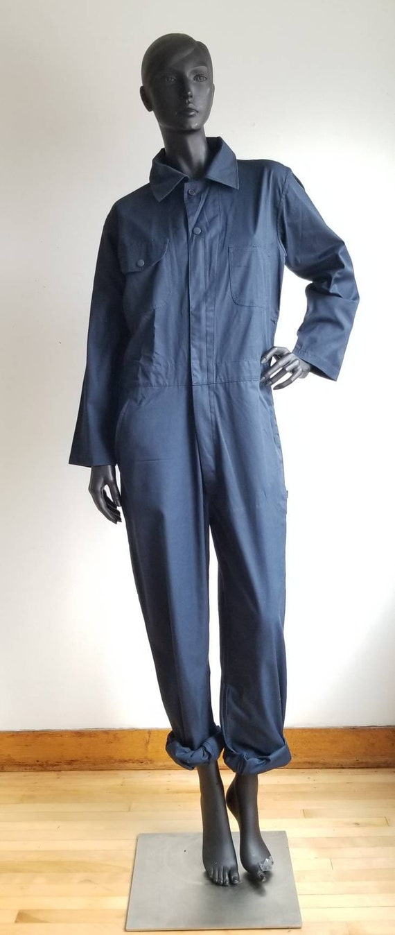 Size 36, 80s Coverall, 80s Workwear Deadstock, Uti