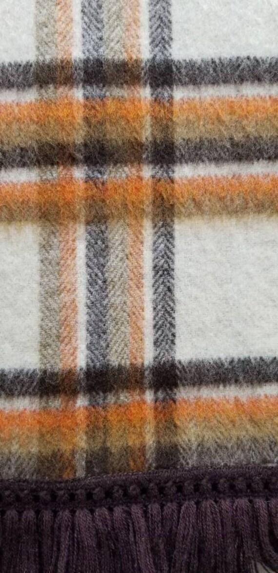 70s Wool Maxi Skirt, Hippie Skirt, Handmade Wool … - image 6
