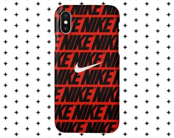 cde5e6583c1857 Nike iPhone xs iPhone xr iPhone xs max iPhone 8 iPhone 8 plus iPhone 7  iPhone 6s iPhone 5s se Iphone case Silicone cover