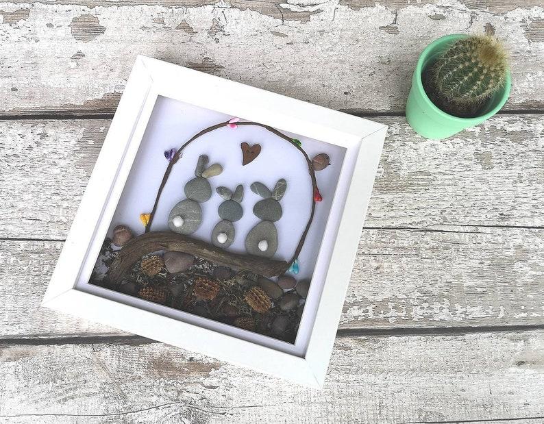 Personalised Daughter Gifts Son Mum Nanny Birthday Rabbit Present Christmas