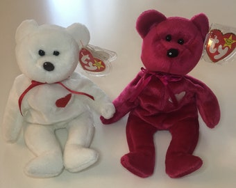 acd41d615ae Valentino and Valentina Beanie Babies