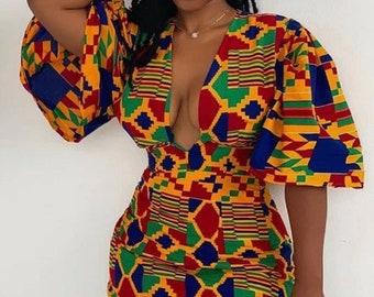 fc6d075c0 Ankara Dress/African Clothing/Dress/African Print