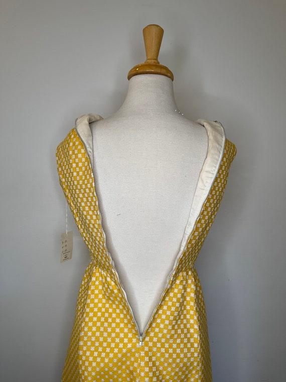 1950s I Magnin yellow set - image 5
