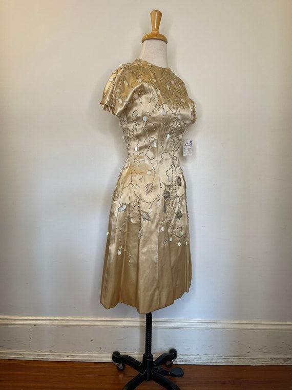 1950s Ceil Chapman dress - image 6