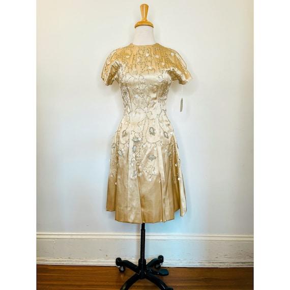 1950s Ceil Chapman dress - image 1