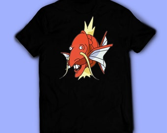 a40b23eb Pokemon shirt, Nigel Magikarp t-shirt tee. Shirt for men, women, and kids /  unisex. Birthday gift high quality. Father's gift, mother's gift