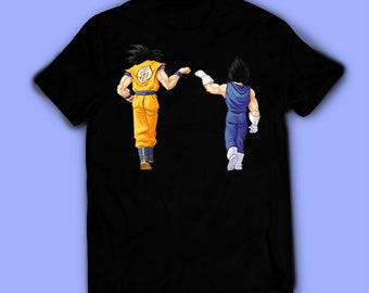 be79bd1452a2 Goku shirt, Vegeta t-shirt, tee. Shirt for men, women, and kids / unisex.  Birthday gift high quality. Father's gift, mother's gift