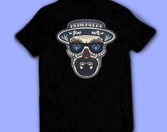 7409ef5b8903 Breaking Bad shirt, Heisenberg t-shirt, tee. Shirt for men, women, and kids  / unisex. Birthday gift high quality cotton tshirt