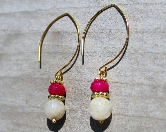 Quarts Earrings
