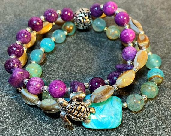 Under Sea Stretch Bracelet