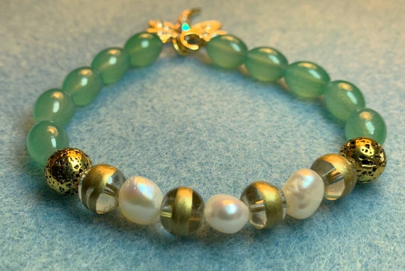 Dragonfly bliss bracelet