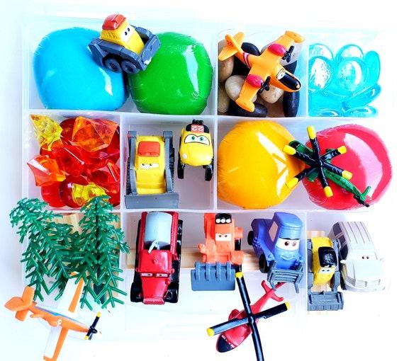 Planes Fire and Rescue Playdough Kit Sensory Playdough Kit