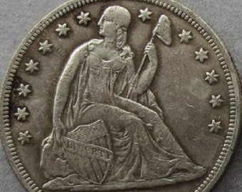 NUOVA Fibbia della Cintura Oro//Nero in Metallo con 24CT Oro Placcato American UN DOLLARO MONETA