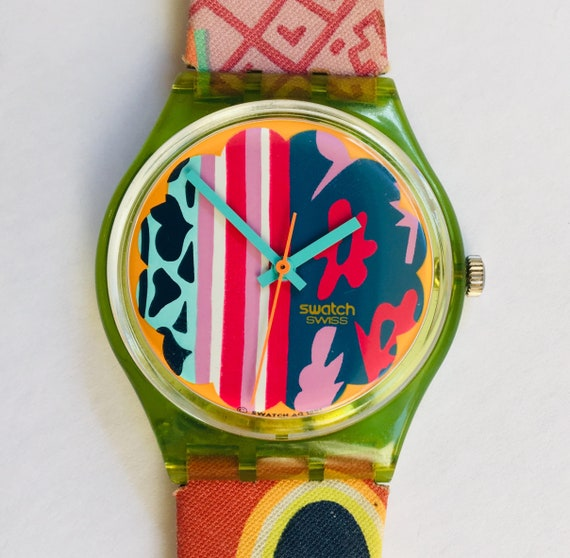 1990s Swatch MOGADOR GL103, Vintage Swatch from Sw