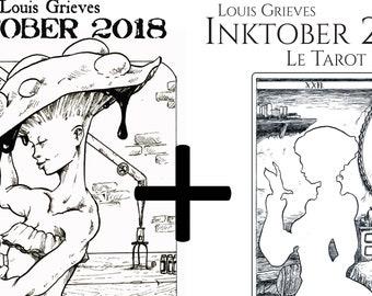 Artbook Intober Pack 2018 - 2019